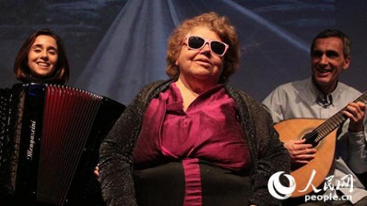 Entrevista com fadista portuguesa, Dona Rosa Martins